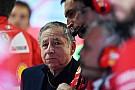 Todt buscará un tercer mandato como presidente de la FIA