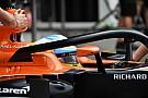 Tes Halo Formula 1 terlihat