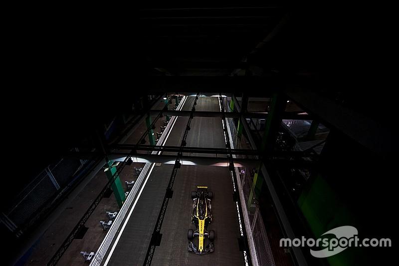 Le GP de Singapour en chiffres, par Renault