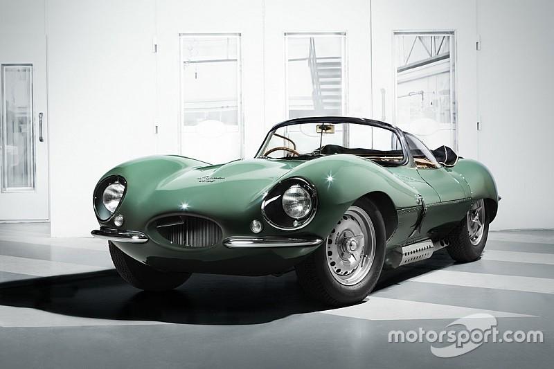 Jaguar Classic dévoile la nouvelle XKSS