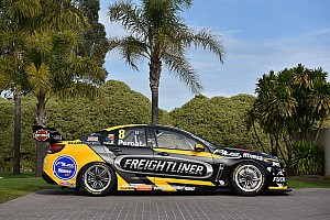 Supercars Breaking news BJR adds second Freightliner car for Winton