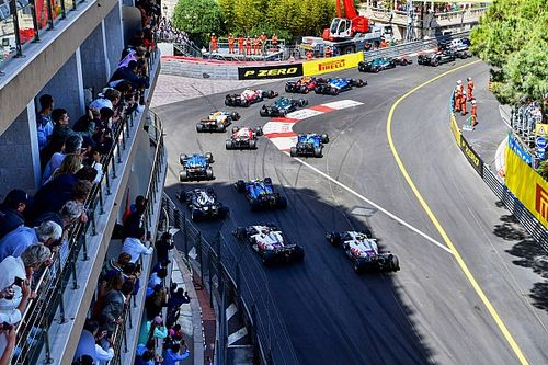 Глава Ф1 подтвердил смену формата Гран При Монако