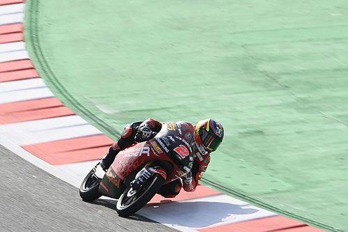 Moto3 - Barcelona: Rodrigo sigue en racha y consigue la pole