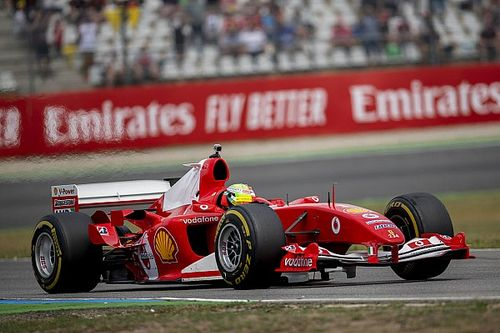 """Vettel tried to buy Ferrari F2004, but it was """"too expensive"""""""
