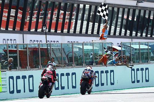MotoGP wijzigt regels rond track limits na Misano-incident