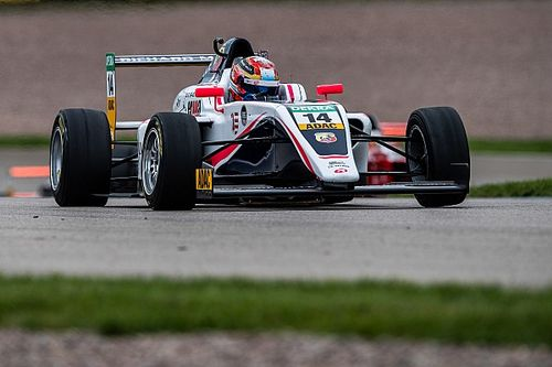 Un podium pour Saucy lors de la finale au Sachsenring