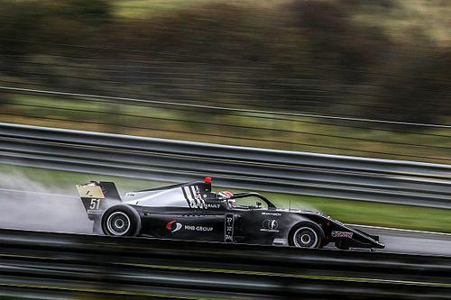 Pontot szerzett a Formula Renault Eurocup második spái futamán Tóth László