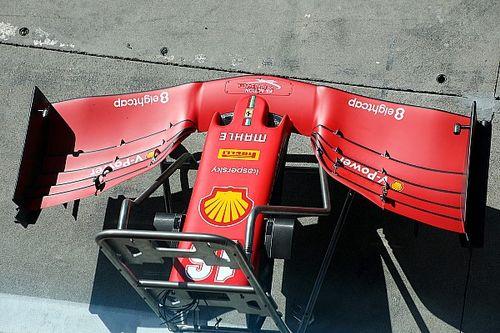 Formel-1-Technik: Detailfotos beim Italien-Grand-Prix 2020 in Monza