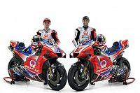 Pramac présente les Ducati de Johann Zarco et Jorge Martín