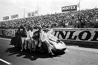 La última vez que Ferrari ganó la general de Le Mans