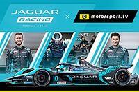 Jaguar porta i fan dentro la Formula E con un canale dedicato su Motorsport.tv