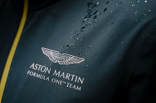 Aston Martin, 2021 F1 aracını ilk kez çalıştırdı