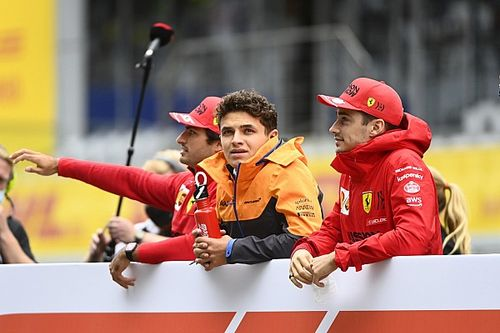"""Leclerc : Juste """"une question de temps"""" pour Norris"""