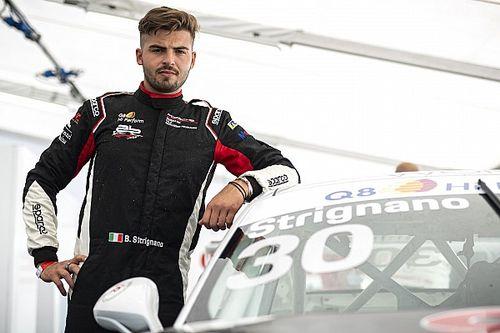 """Carrera Cup Italia, Vallelunga: Strignano e il """"sogno Le Mans"""""""