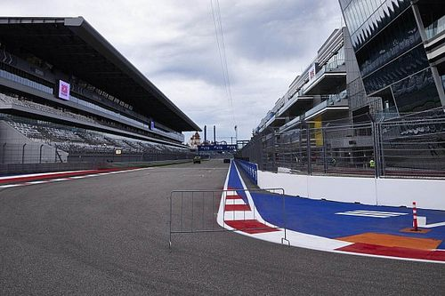 F1 Russian Grand Prix: live updates - free practice