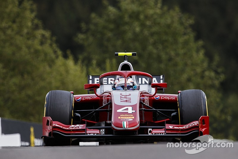 Monologo di Nyck de Vries nella Feature Race di Spa-Francorchamps