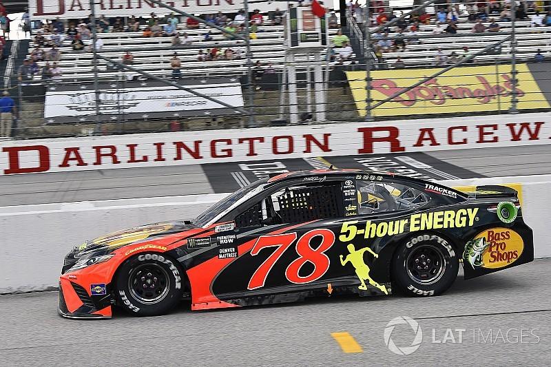 Martin Truex Jr. on pit road issues: