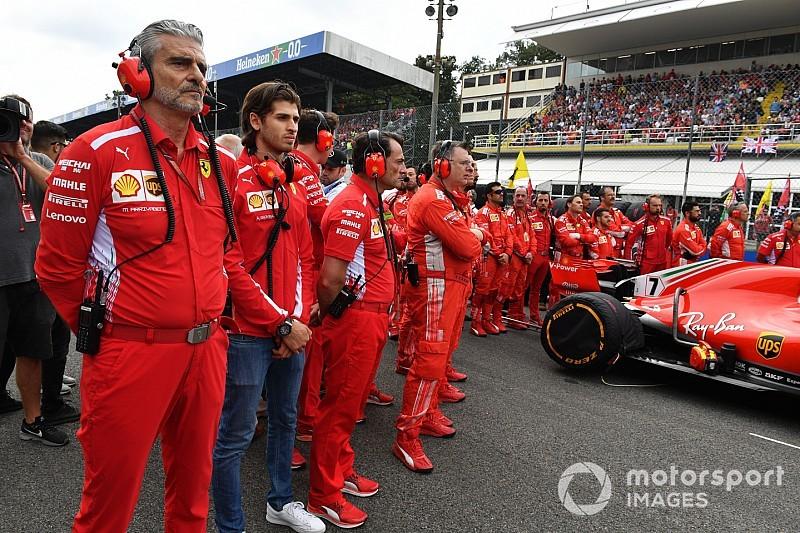 Arrivabene offenbart Ferrari-Schwächen: