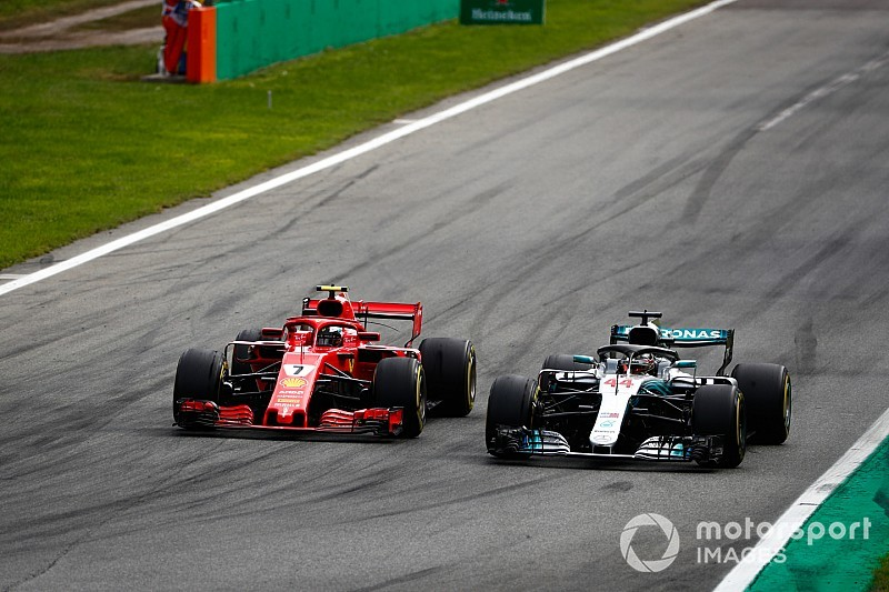 В Mercedes попробуют разобраться, что добавило машине скорости в гонке