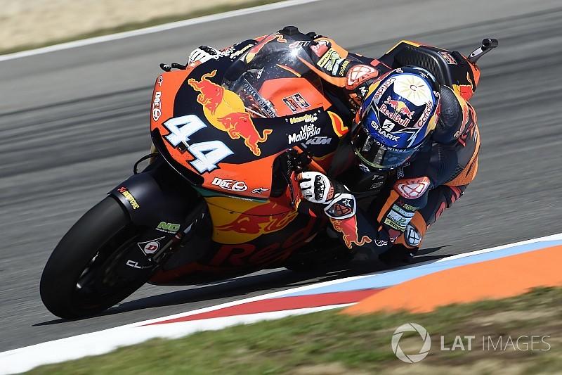 Moto2 Brünn 2018: Oliveira ringt Marini nieder