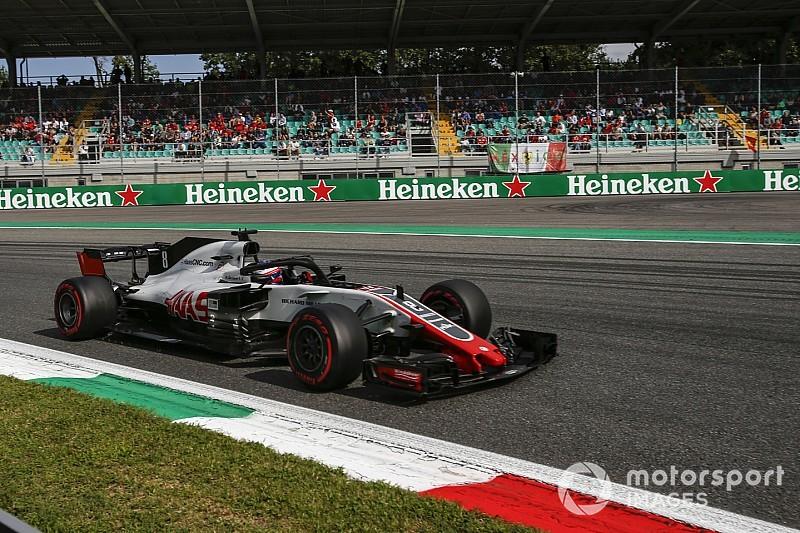 Haas admite incerteza sobre resultado de protesto por Monza