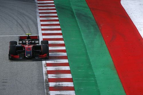 F2, Red Bull Ring, Feature Race: Ilott rompe il ghiaccio
