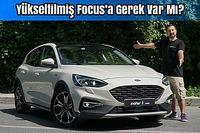 2020 Ford Focus Active 1.5 EcoBlue   Neden Almalı?