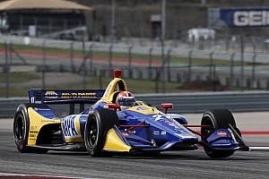Rossi termine les essais en tête