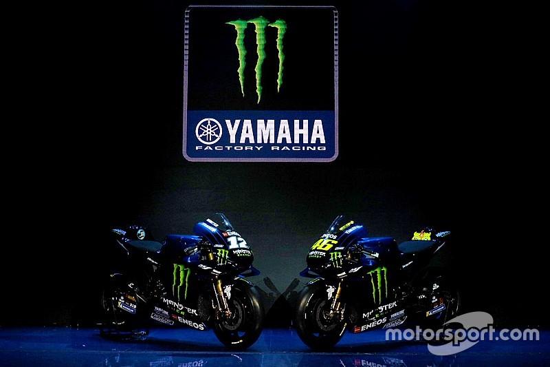 Галерея: мотоцикл YZR-M1 Yamaha сезону MotoGP 2019 року