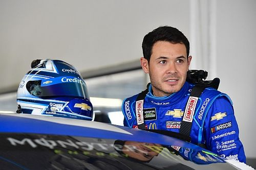 "Kyle Larson: ""There's no excuse"" for using racial slur"