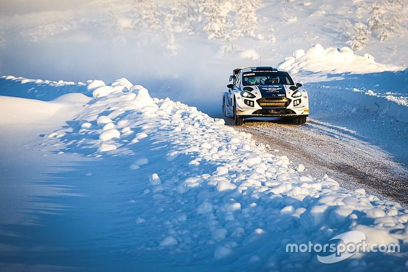 Bottas a impressionné M-Sport pour son premier rallye