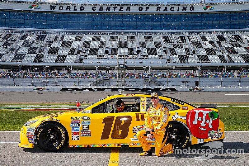 Reigning Cup champion Kyle Busch sets sights on first Daytona 500 win