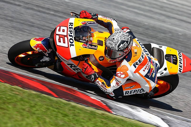 "Marquez says Honda needs to ""improve a lot"" to catch Lorenzo"
