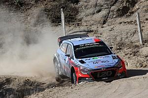 WRC Breaking news Mexico WRC: Sordo penalty snaps Hyundai podium streak