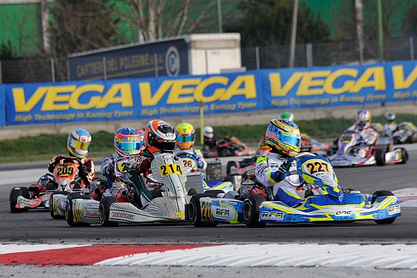 Kart Sargeant secures first senior karting title in WSK Champions Cup