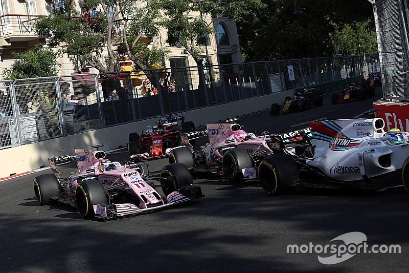 Force India: piloti convocati, il team non accetta la faida interna