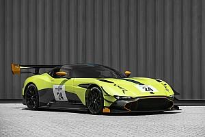 Automotive Nieuws Aston Martin Vulcan AMR Pro: angstaanjagende krachtpatser