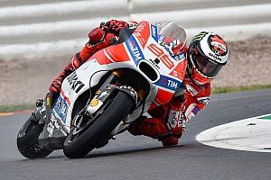 MotoGP Análise Análise: primeira metade de temporada de Lorenzo na Ducati