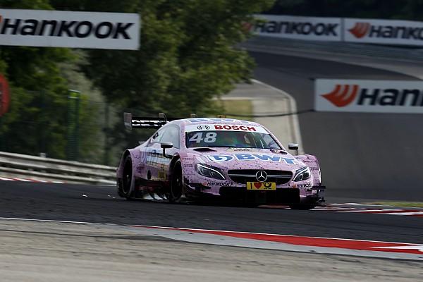 DTM Breaking news Mercedes switch