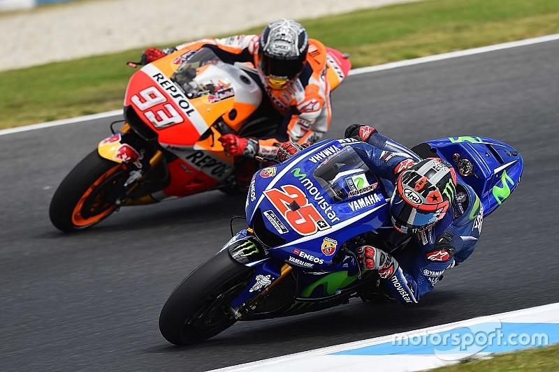 "【MotoGP】ビニャーレス、マルケスの""邪魔""に憤慨も、成果には大満足"