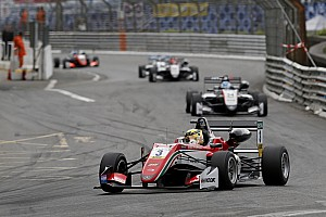 EK Formule 3 Raceverslag F3 Pau: Günther pakt zege Pau Grand Prix