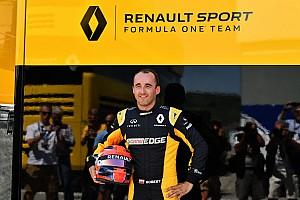 F1 Noticias de última hora Robert Kubica pasó el test de extracción de F1
