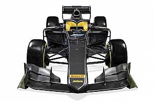 FIA F2 I più cliccati Fotogallery: la nuova monoposto di Formula 2 per il 2018