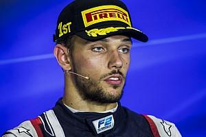 FIA F2 速報ニュース ギオット5秒加算でフオッコ優勝に。松下2位/F2モンツァレース1