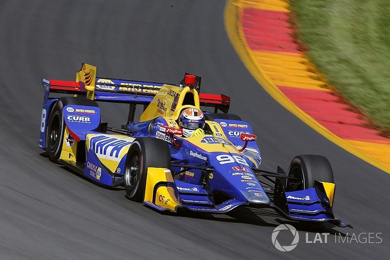 Watkins Glen: 1. IndyCar-Pole für Alexander Rossi