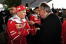 A Ferrari szerint Räikkönen és Vettel a világ legjobb versenyzője