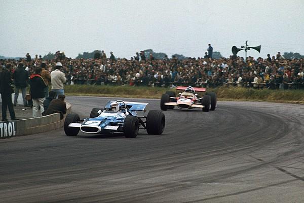Fórmula 1 Jackie Stewart manejará un auto de F1 en el GP de Gran Bretaña