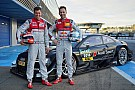 DTM Duval ve Rast 2017 DTM sezonunda Audi'de!
