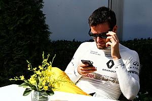 Формула 1 Новость Палмер уйдет из Renault после Гран При Японии