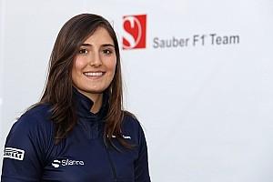 Formula 1 Breaking news Sauber signs Calderon as development driver